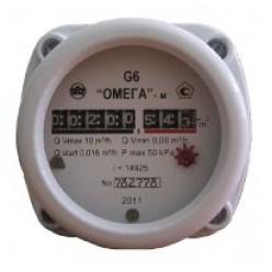 Счетчик газа Омега РЛ G-6
